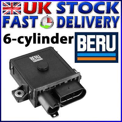 FOR BMW 325d 330d 335d DIESEL GLOW PLUGS /& OEM BERU RELAY CONTROL MODULE UNIT