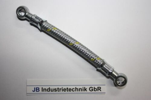 Kraftstoffleitung 75cm Öse 14mm  Traktor// Schlepper Dieselleitung