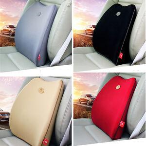 Image Is Loading Memory Foam Car Seat Chair Lumbar Support Cushion