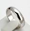Anello-Fede-Fedina-Fascia-6-mm-Uomo-Donna-Unisex-Acciaio-Idea-Regalo-argento miniatura 5