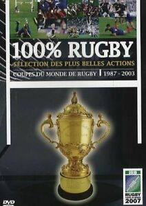 DVD-100-RUGBY-NEUF-SOUS-BLISTER