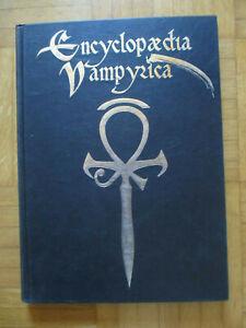 Vampire Die Maskerade – Encyclopaedia Vampyrica - Spielerhandbuch Deutsch - Hard