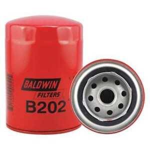 BALDWIN FILTERS B243 Oil Filter Full-Flow Spin-On