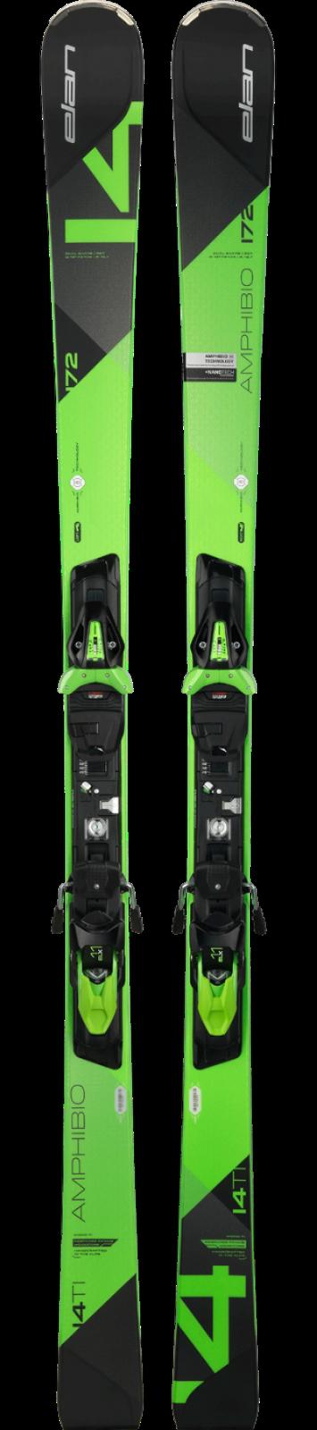 ELAN Amphibio 14 TI Fusion + EL 11 Längenwahl 2018/2019 NEUWARE NEUWARE 2018/2019  GRATIS MONTAGE 6af83b