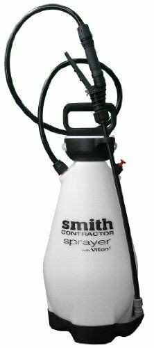 BEST Versatile Sprayer for Weed Control 3gal Cleaning /& Fertilizing by Smith