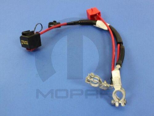 Battery Cable-VIN B Mopar 5084111AE fits 2009 Dodge Journey