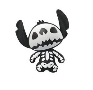 Llavero Disney Lilo & Stitch Esqueleto MONOGRAM Caucho 7 CM