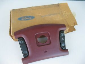 E73Z-13A805-BC OEM FORD NOS Steering Wheel Cover w/Cruise Control