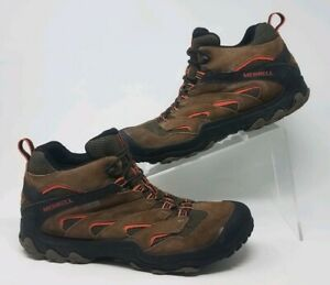 3d6186a999 Image is loading MERRELL-Chameleon-7-Limit-Mid-Waterproof-Hiking-Shoes-