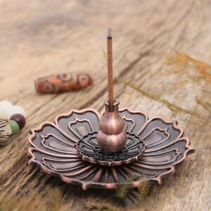1-Set-9-Holes-Lotus-Incense-Burner-Holder-Flower-Censer-Plate-For-Sticks-amp-Cone