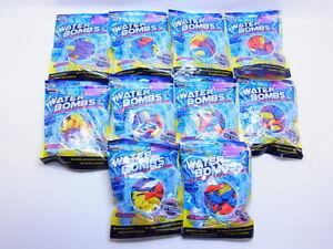 Wasserbomben 1000 Stück selbstverschli<wbr/>eßend Wasserballons Händlerpaket NEU OVP