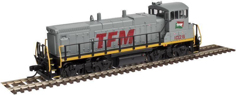 Pista N-atlas diesellok mp15dc tfm -- 40002542 nuevo