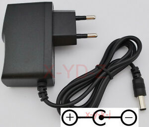 Ac Dc 9v 1a Switching Power Supply Adapter Reverse