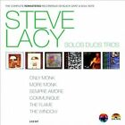 The Complete Remastered Recordings on Black Saint & Soul Note: Solos Duos Trios [Digipak] by Steve Lacy (CD, Jun-2011, 6 Discs, CAM Jazz)