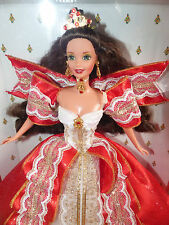 BARBIE DE COLLECTION ✿ HAPPY HOLIDAYS CELEBRATIONS 1997 ✿ NRFB