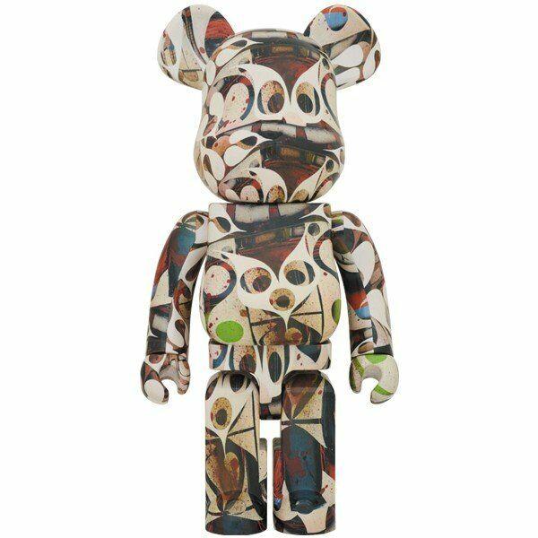 de01a067 Medicom Be@rbrick 2018 Phil Frost Printings 1000 Bearbrick 1pc for sale  online   eBay
