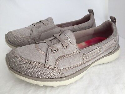 SKECHERS Microburst Top Notch Taupe