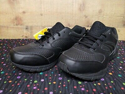 Airators 177846 Black Lighted Sneakers Junior Boy Shoes Size:1.5 NWB