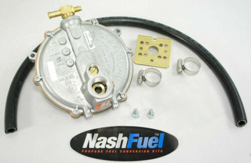 Natural Gas Generator Conversion Kit Duromax XP4850EH Alternative NG Green Fuel