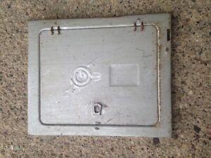[DVZP_7254]   General Fuse Panel Box Front Cover Plate Vintage 100 Amp #6614 | eBay | Vintage Amp Fuse Box |  | eBay