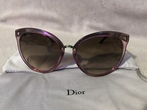 8f9eb49092d6d Image is loading Christian-Dior-Frozen-1-BCEJD-Sunglasses-With-Case