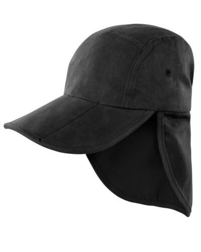 Result Headwear Ripiegare Legionario Cappello Orecchio e collo protezione dal sole