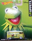 Hot Wheels 2014 Pop Culture VOLKSWAGEN T1 PANEL BUS Muppets Kermit The Frog