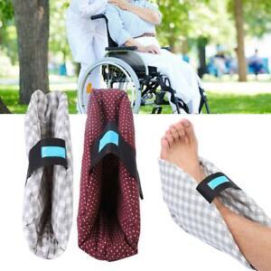 2 Sizes Heel Protector Cushion Pad Anti-Bedsore Heel Pad for Bedridden Patient