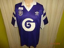 "RSC Anderlecht Original Adidas Auswärts Trikot 1990-1992 ""G"" Gr.M- L TOP"