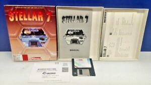 Stellar-7-Mac-Macintosh-Rare-Arcade-Game-3-5-034-HD-Color-Macs-Only-1990-Sierra