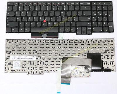 New US Layout Keyboard For IBM Thinkpad Edge E530 Edge E535 series Laptop Black