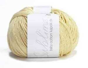 Sublime-Baby-Cotton-Kapok-DK-Yarn-OUR-PRICE-3-99-DISCONTINUED