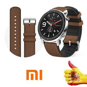 Detalles de Xiaomi amazfit gtr smartwatch stainless steel 1.39'' 47.2mm amoled gps bluetooth