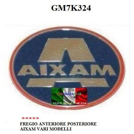 FREGIO ANTERIORE//POSTERIORE AIXAM GM7K324
