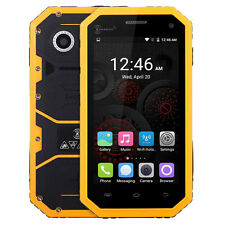 Unlocked 4G LTE Rugged Phone Android Quad Core Waterproof Smartphone KENXINDA W6