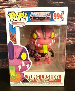 Funko Pop! Animation: Masters of The Universe - Tung Lashor #994 - Brand NEW