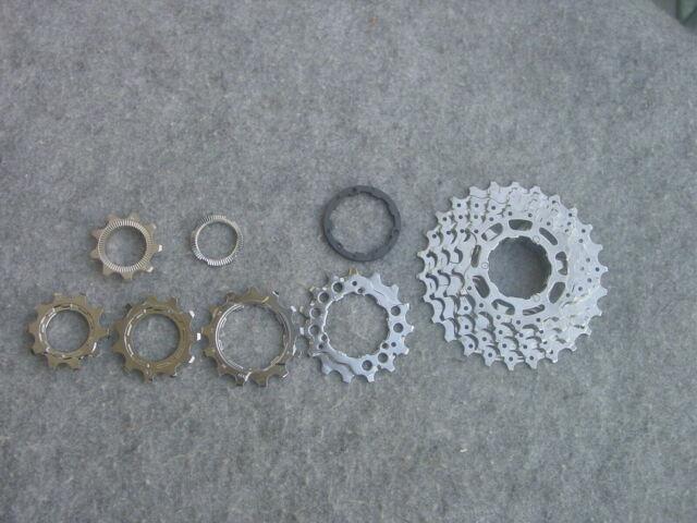 11-30 11-32 Shimano CS-HG51 Fahrrad-Kassette silber 8-fach 11-28