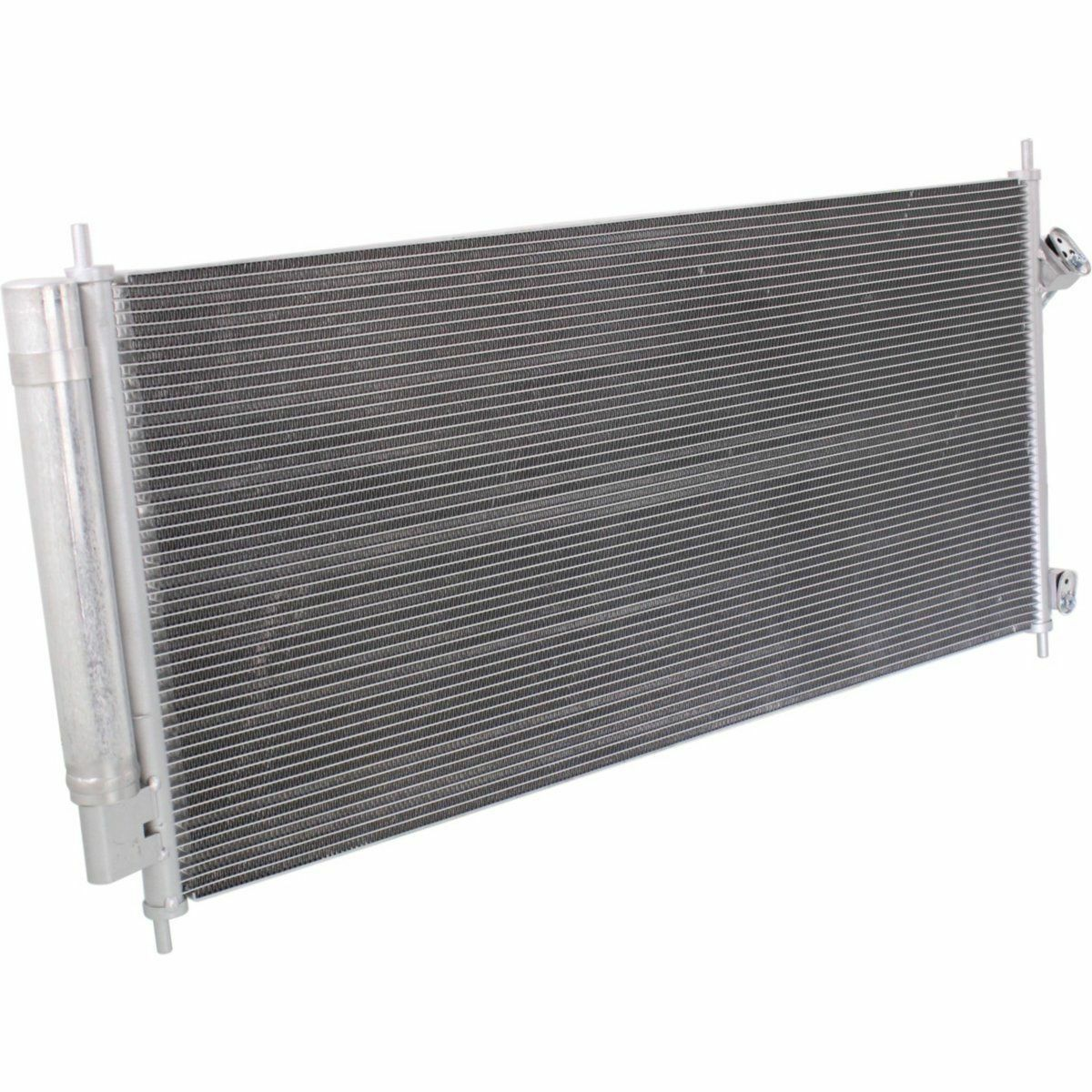 TYC 3783 A//C Condenser Assembly for Honda Fit 2009-2014 Models