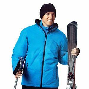 Herren-Skijacke-Snowboardjacke-wind-schmutz-und-wasserabweisend-OkoTex-Bionic