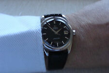 VINTAGE: OROLOGIO WATCH  OMEGA SEAMASTER AUTOMATICO REF. C-2577 6SC DIAL BLACK