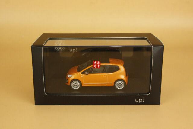 1 43 Volkswagen Vw Up Orange Color Diecast Model For Sale Online