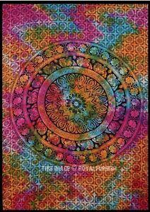 Grande-Elefante-Indio-Mandala-Tapices-Boho-SOFA-Tapestry-para-colgar-de-la-pared