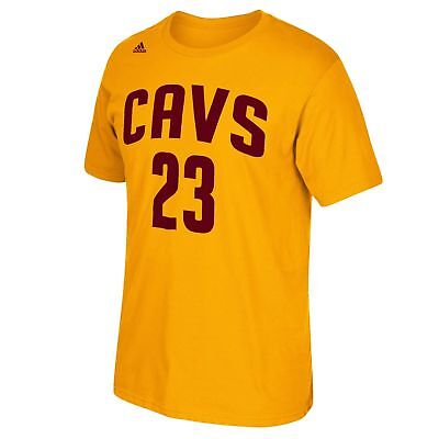 Outerstuff Lebron James Los Angeles Lakers #23 Youth Vertical Name /& Number T-Shirt