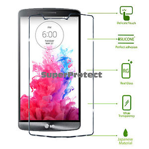 Hardened tempered Glass Screen shield Protector for LG G4