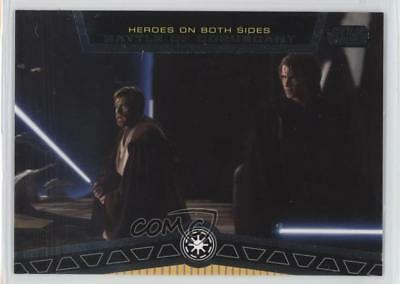 STAR WARS GALACTIC FILES U PICK SINGLE HEROES ON BOTH SIDES CARDS HB-1 TO HB-10