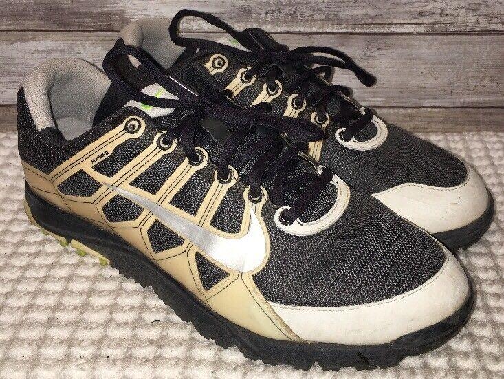 Nike Mens Multi Color Wide Golf Shoes Size 10W Wide Color NO INSOLES 536458-004 9ba31d