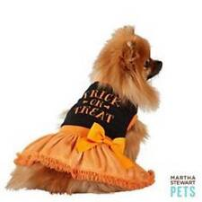 Martha Stewart Pets Halloween Trick or Treat Dog Costume Dress Size Medium