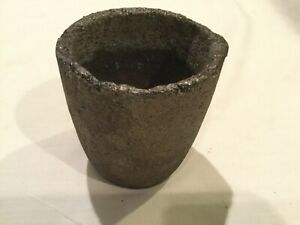 Antique-Metal-Melting-Casting-Pot-2