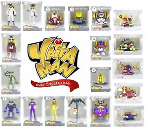 Yattaman Cult Collection 19 Personaggi Resina in Box Collezione Completa Yatta