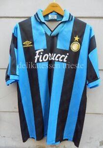 INTER-maglia-Internazionale-1994-1995-indossata-worn-Angelo-Orlando-Fiorucci